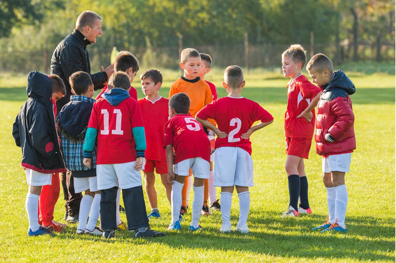 Kids Football Coaching Edinburgh